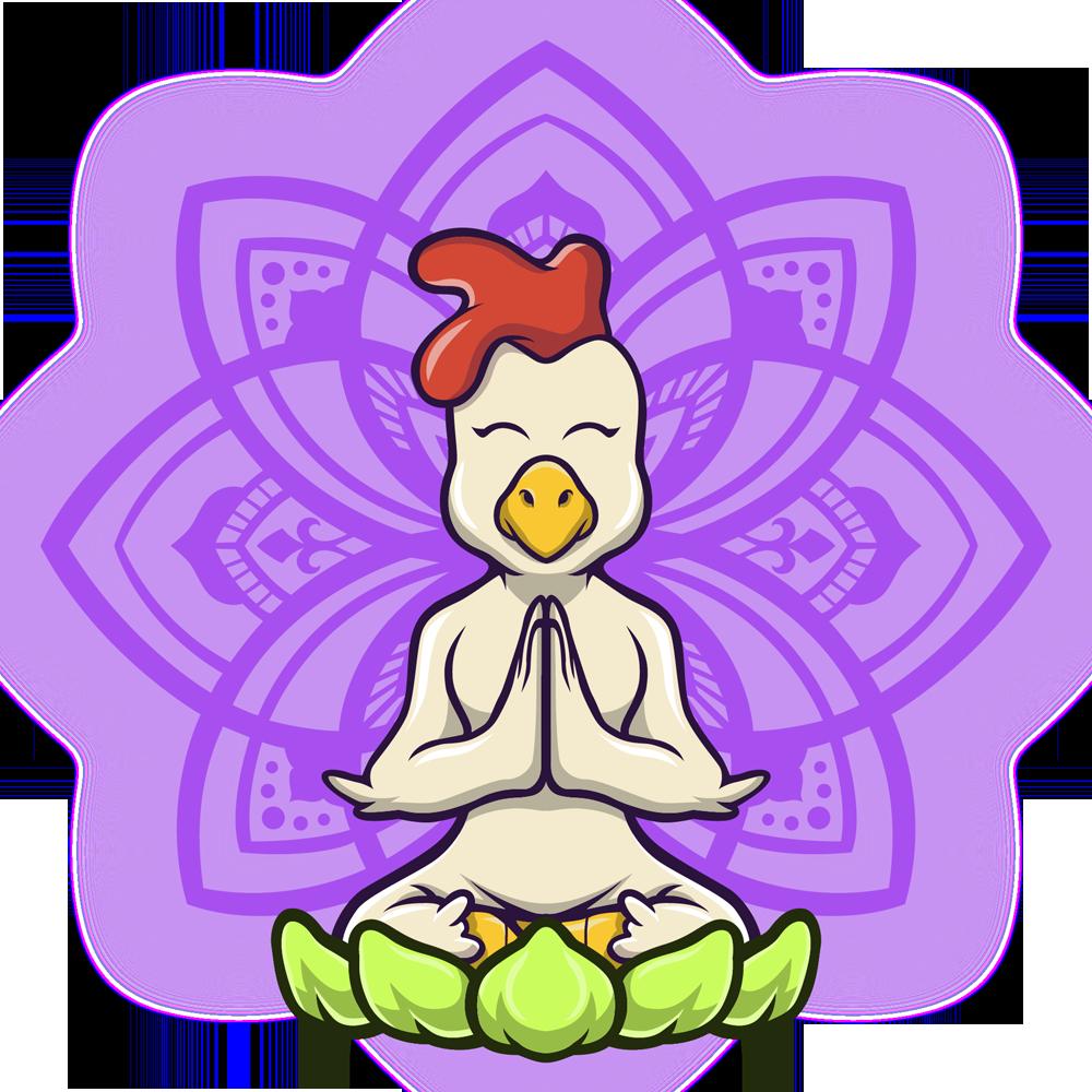 Chicken Yogi Support